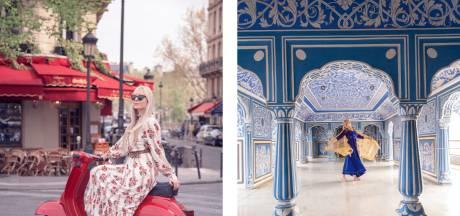 Comment prendre des photos de vacances comme un vrai blogueur? Sarah, influenceuse à 100.000 abonnés, révèle ses astuces