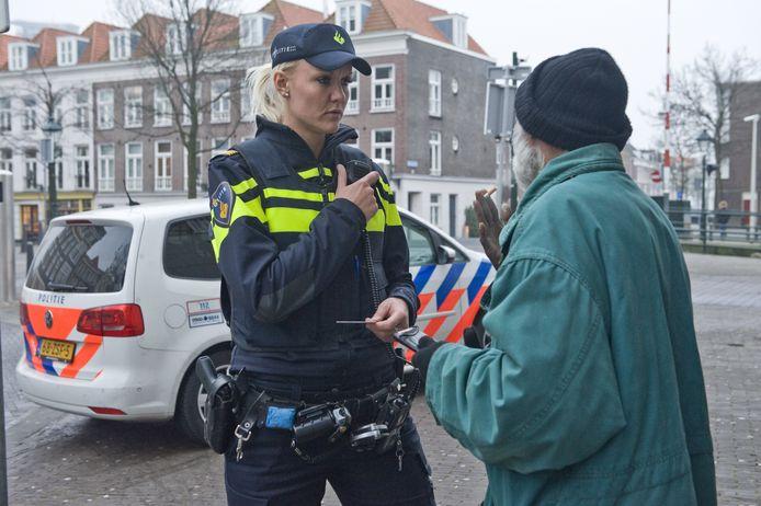 De politie is zo'n 20 procent van de tijd kwijt aan de inzet en zorg voor verwarde personen. Foto ter illustratie.