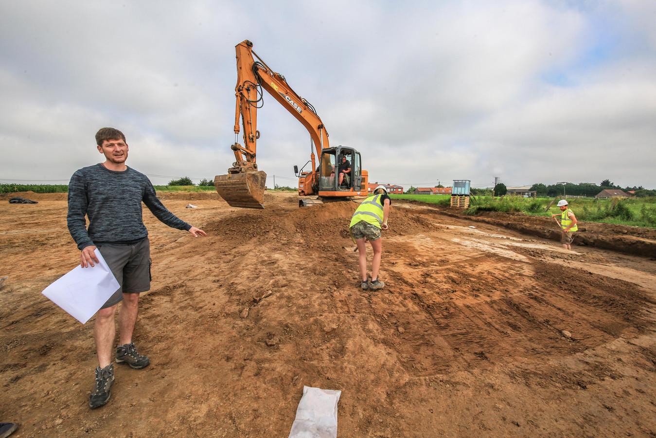 Archeoloog Jan Decorte komt een lezing geven over Reningelst