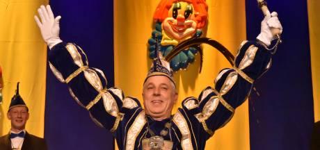 Marcel Teeuwsen is nieuwe prins carnaval van Malden