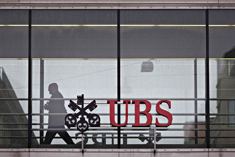 UBS-bankiers werkten in de schaduw om vermogende klanten te helpen met belastingfraude. Beeld AFP