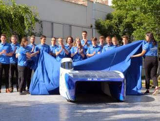 Koning Filip annuleert inhuldiging nieuwe zonnewagen door dramatische wateroverlast