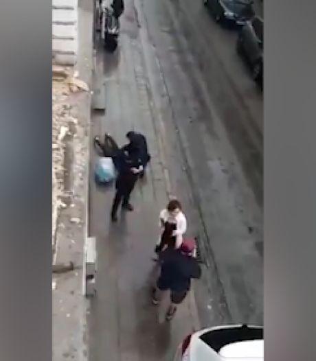 Une intervention policière à Charleroi suscite la polémique sur les réseaux sociaux