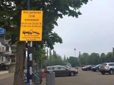 Tot donderdagavond niet parkeren op de Markt