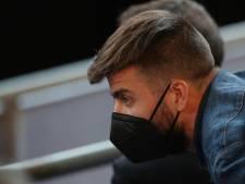 Le FC Barcelone récupère Piqué et Sergi Roberto pour le Clasico