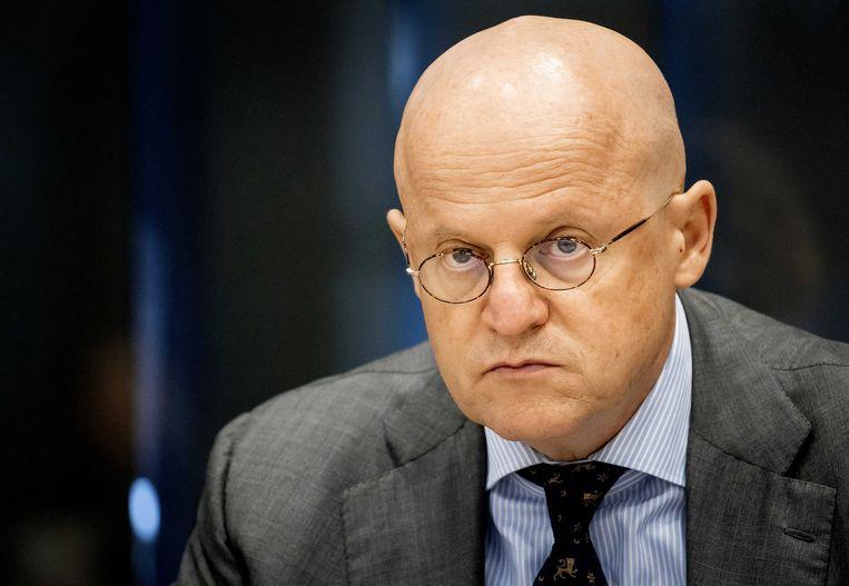 Minister Grapperhaus.  Beeld ANP