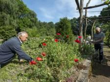 Vrijwilligers Kruidenhof Eibergen: 'We doen meer werk met minder mensen'