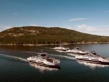 Canadees bedrijf bestelt nieuwe schepen bij Damen nog voordat eerste in de vaart zijn