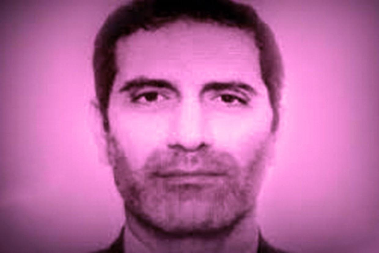 Assadollah Assadi. Beeld DM