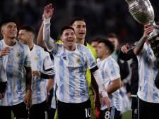 Un triplé face à la Bolivie et des larmes de joie: Lionel Messi détrône Pelé