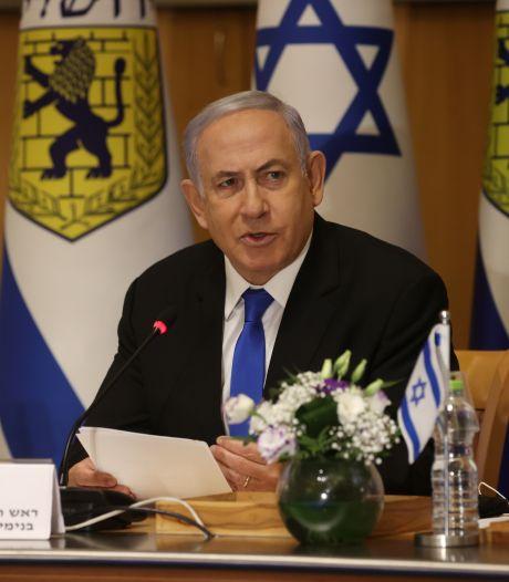 """Israël va """"intensifier"""" ses attaques contre le Hamas"""