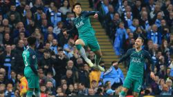 VIDEO. Dit was de doelpuntenkermis tussen Manchester City en Tottenham