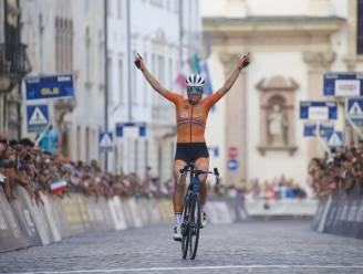Ellen Van Dijk bezorgt Nederland met knappe solo Europees goud, Belgische dames kunnen geen vuist maken