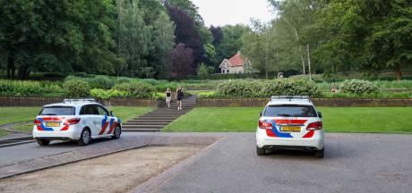 Veel politie op de been in Park Sonsbeek, zoektocht naar twee mannen na incident met vuurwapen