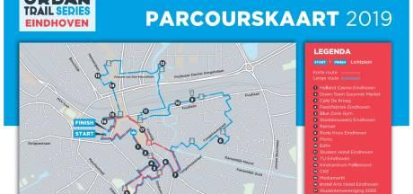 Urban Trail Eindhoven 'vooral heel gezellig'