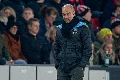 """Guardiola wil nadenken over penalty's bij City na nieuwe misser: """"Ederson is onze beste penaltynemer"""""""