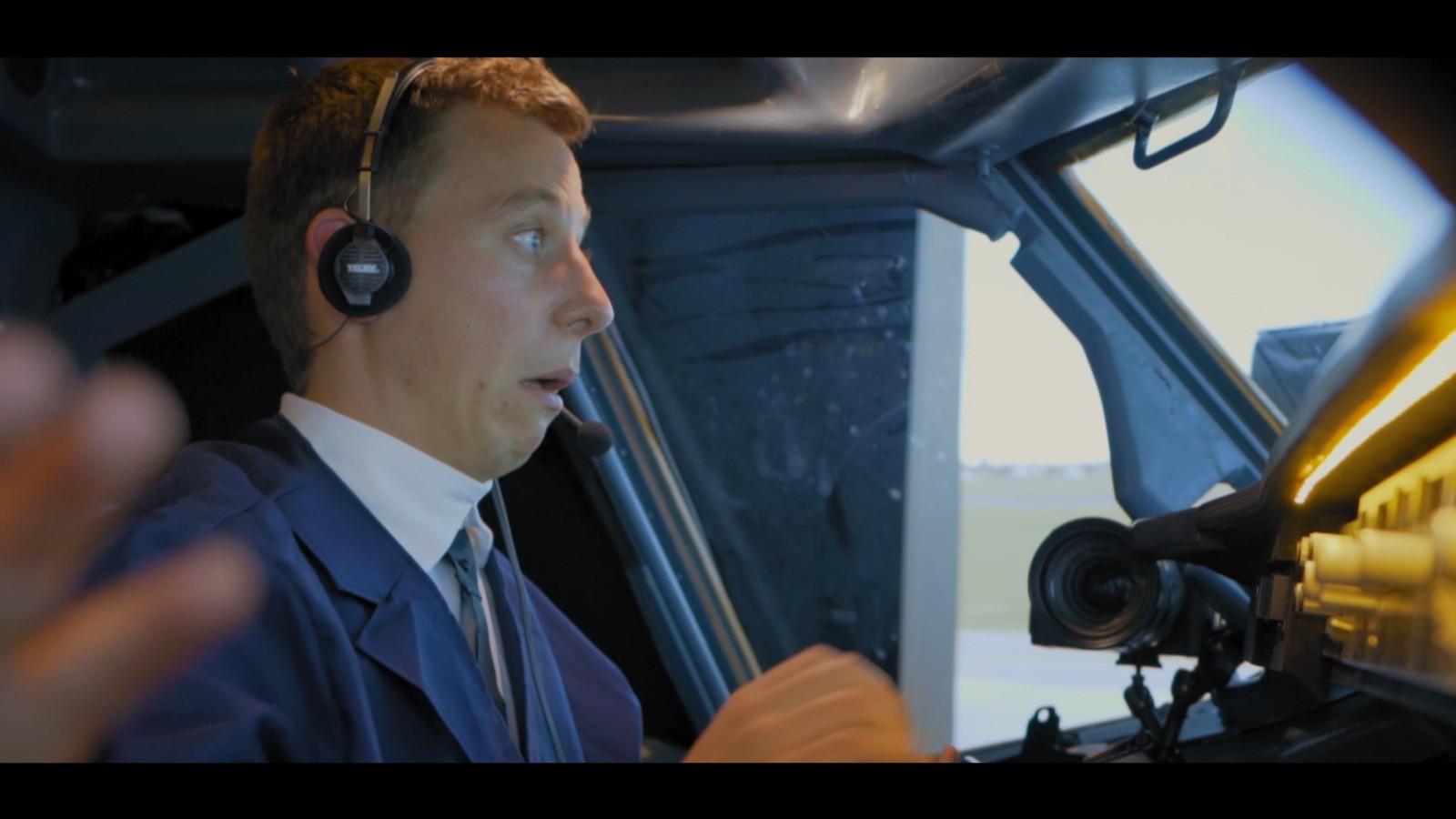 Lennart in 'De Mol'