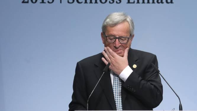 Juncker betreurt gebrek aan alternatief voorstel van Griekenland
