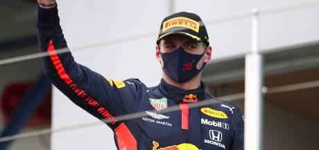 Verstappen neemt extra punt mee uit Duitsland: 'Heb die laatste ronde alles gegeven'