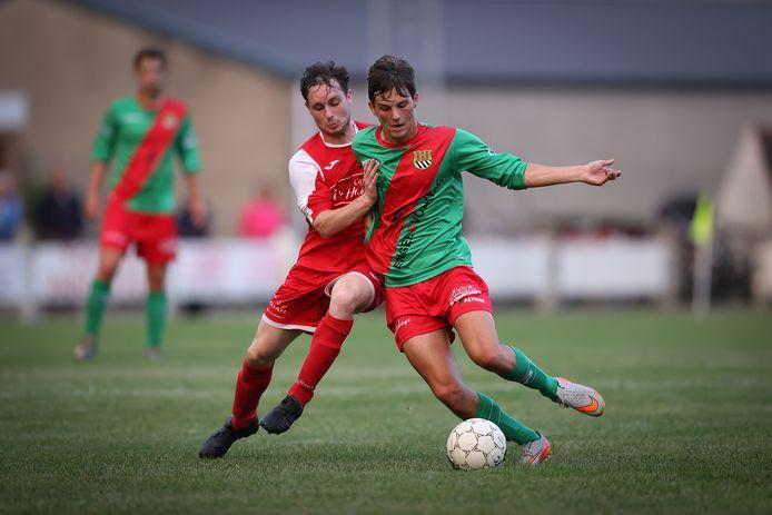 Eksel plaatste zich met een 3-0 zege tegen Lummen voor de tweede bekerronde. Maxx Ulenaers scoorde het derde Ekselse doelpunt.