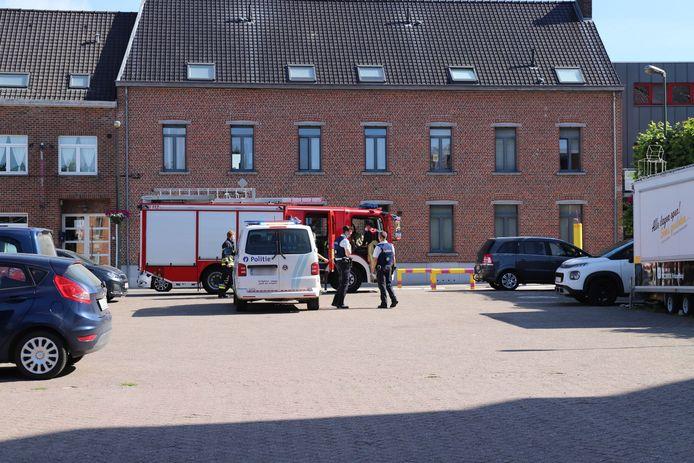 Gooik: 100-tal kinderen geëvacueerd na rook in elektriciteitskast in basisschool De Oester in Oetingen