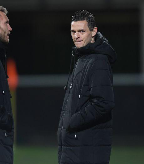 NEC-trainer Meijer juicht komst Van Leeuwen toe: 'Bang voor Ted? Dat vroeg mijn vrouw ook al'