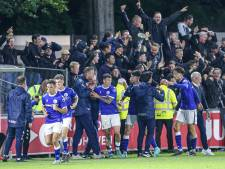 FC Den Bosch verrassende koploper na prachtige treffer Hornkamp in slotminuut