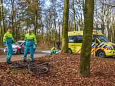 Wielrenner gewond na ongeluk in Doorwerth