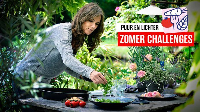 Gedurende tien dagen daagt Pascale Naessens jou uit om samen met haar gezonde recepten te koken: 's ochtends, 's middags en 's avonds.