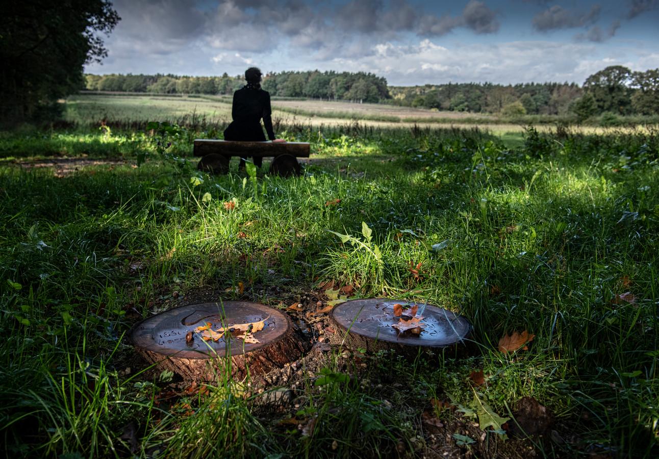 Natuurbegraafplaats Koningsakker in Arnhem.
