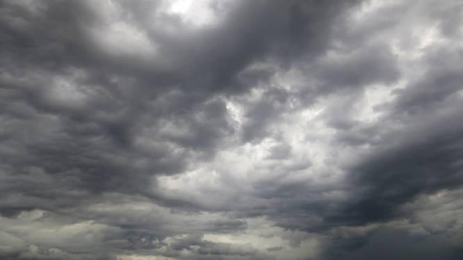Wisselvallige start van de week, vooral in Wallonië kans op onweer