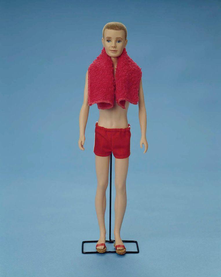 De originele Ken-pop in 1961.  Beeld Getty Images