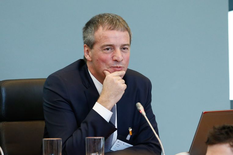 Stéphane Moreau is voormalig bestuurder bij de intercommunale.
