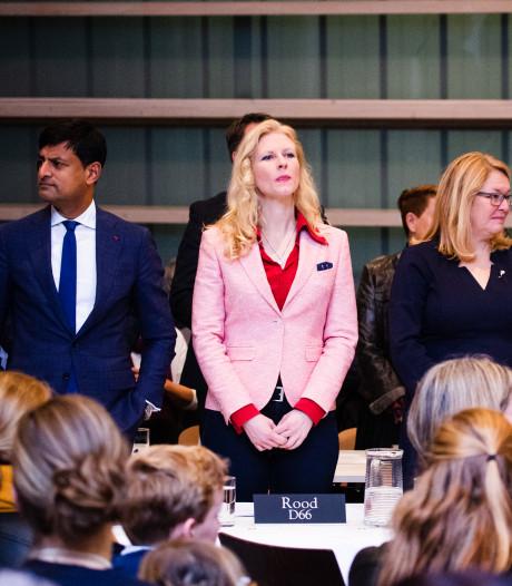 Fractie van D66 valt drie maanden na start alweer uit elkaar