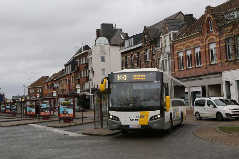 AARSCHOT-bus de Lijn