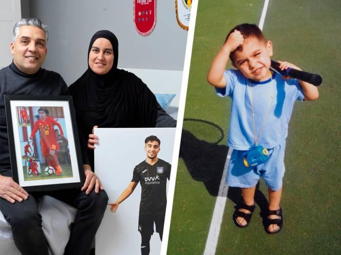"""Het parcours van geboren Brusselaar Ait El Hadj: """"De nieuwe Boussoufa? Hij doet me denken aan een ander Anderlecht-icoon"""""""