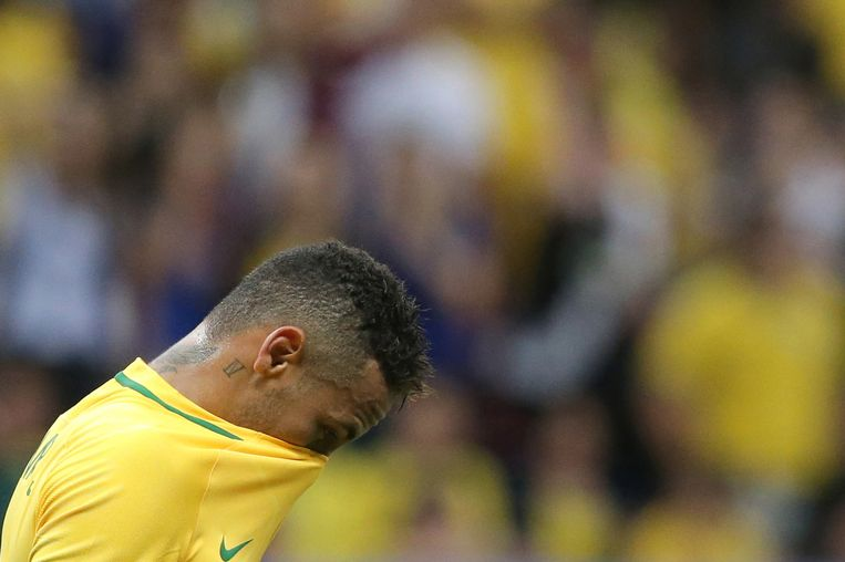 Neymar. Beeld ap