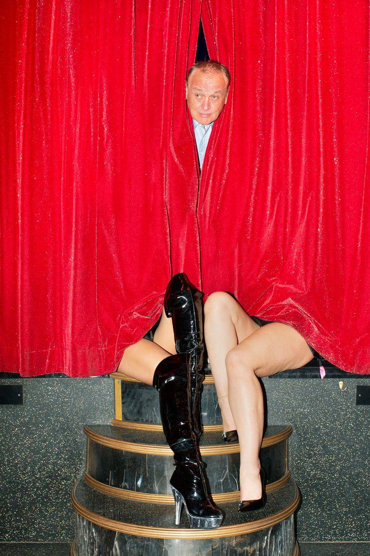 Cor van Dijk, directeur van Casa Rosso. Beeld Susanne Stange