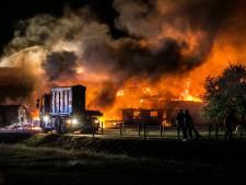 Gezin ontsnapt aan verwoestende vuurzee dankzij kind dat midden in de nacht bij ouders in bed kroop
