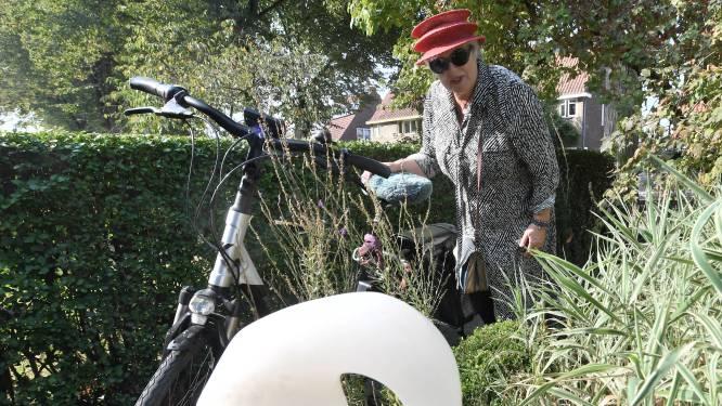 22 kilometer op de fiets langs 30 kunstenaars
