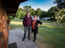 Beheerders camping Swifterbant stoppen ermee: 'We zijn de vernielingen zat'