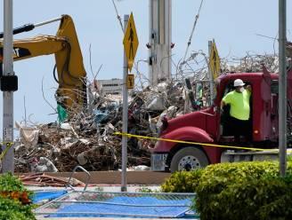 Zoeken naar overblijfselen slachtoffers flatramp Miami gestopt