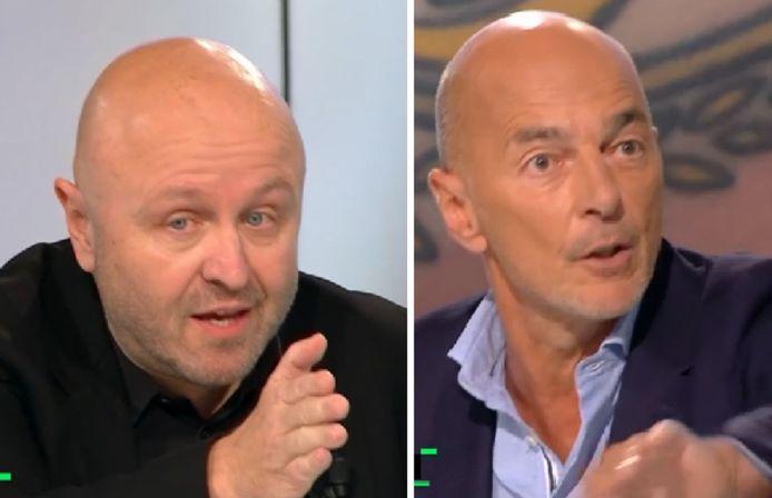 Marc Delire et Stephan Streker