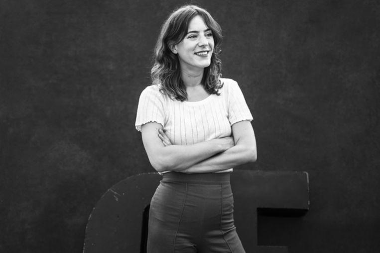 Naomi Velissariou. Beeld Frank Ruiter