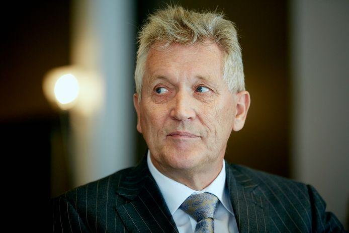 Oud DSB-topman en oprichter van de bank Dirk Scheringa