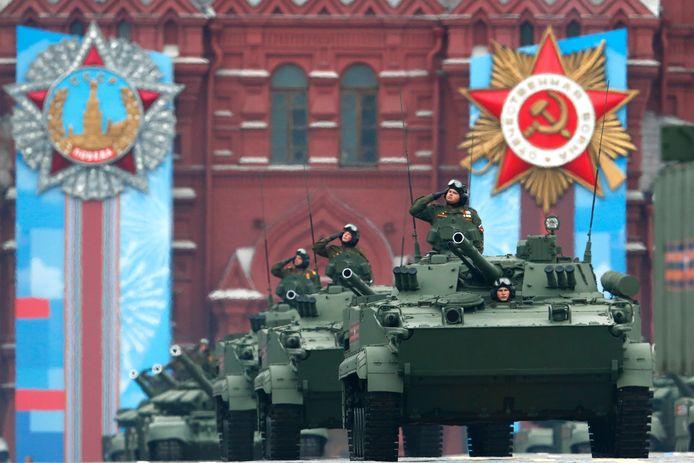 Moscou, 9 mai