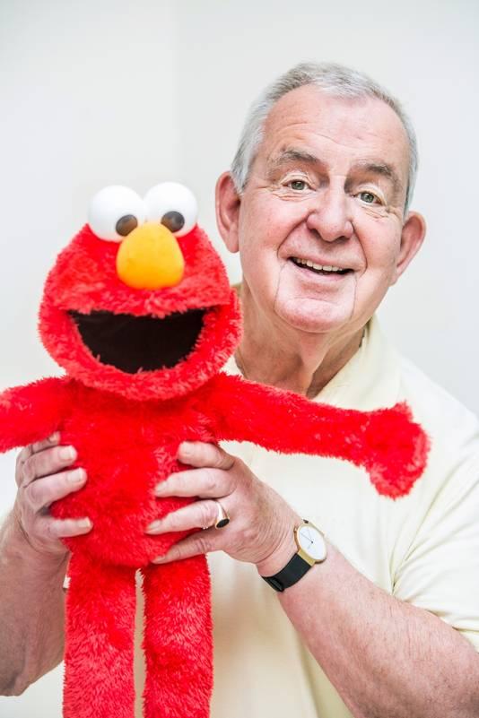 Hein Boele zal nooit meer zomaar de stem van Elmo voor een kind nadoen.