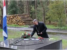 Ommen herdenkt oorlogsslachtoffers weer zonder publiek