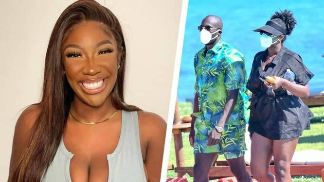 Fashionista en influencer met eigen podcast over seks en relaties: Romelu Lukaku met Shani Jamilah gespot?