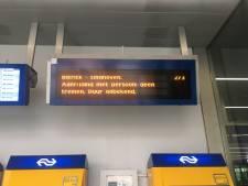 Geen treinen tussen Helmond en Eindhoven door aanrijding met persoon; NS zet bussen in